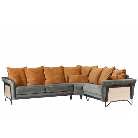 Canapé d'angle FABRIC